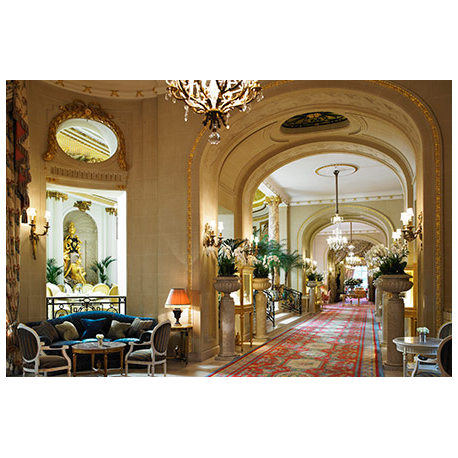 The Ritz Restaurant Lunch for Two