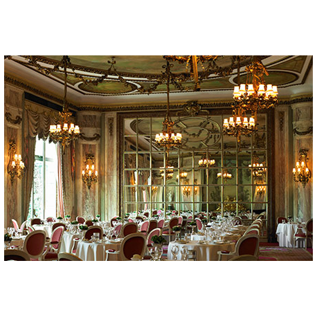 The Ritz Restaurant Sunday Lunch for Two