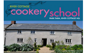 One Day Cookery School at Hugh Fearnley-Whittingstall's River Cottage