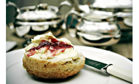Visit to St Pauls Cathedral with a Traditional Cream Tea for Two