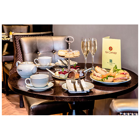 Afternoon Tea for Two with a River Cruise