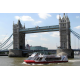 Champagne Afternoon Tea with Sightseeing Thames River Cruise
