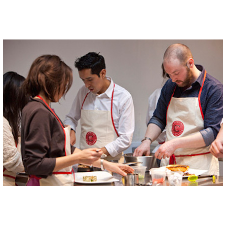 One Hour Cookery Class at Latelier des Chefs